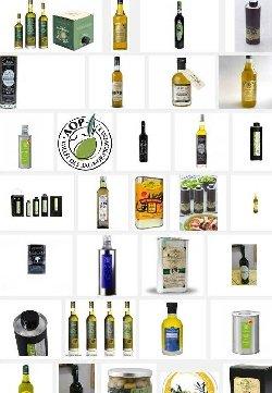 Huile d'olive de la vallée des Baux-de-Provence (aoc-aop)